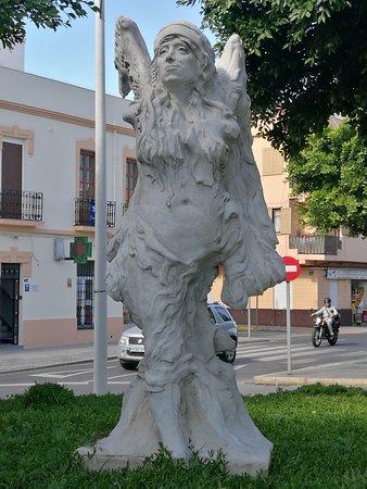 Monumento a la Duquesa de la Victoria