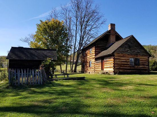 Vance Birthplace