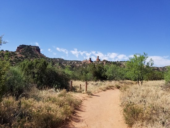 Palo Duro Canyon State Park照片