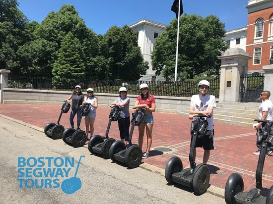 Boston Segway Tours: #Summer #Vacation is coming! 😃 Gather your #friends & #family for good times at #Boston #Segway