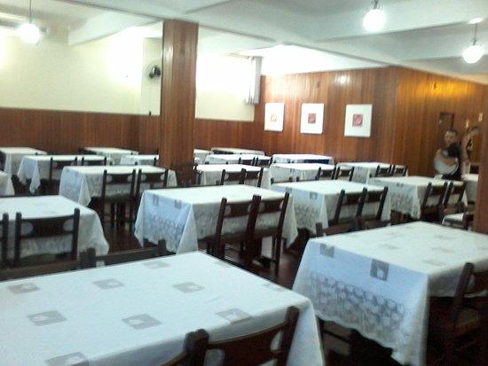 Restaurante do Clube do Comércio : Restaurante