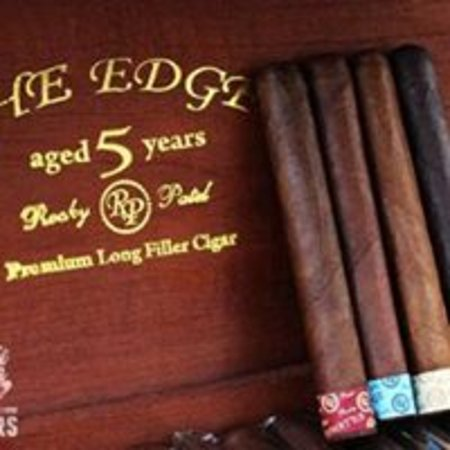 Frank's Cigar Bar: The Edge by Rocky Patel