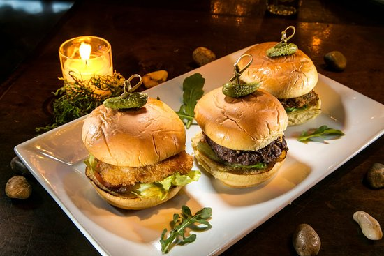 The DL : Dinner On Ludlow: Sliders
