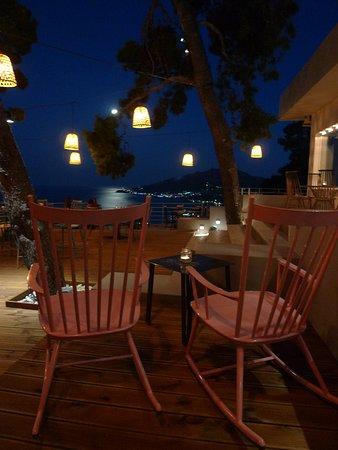 Movida: rocking chairs