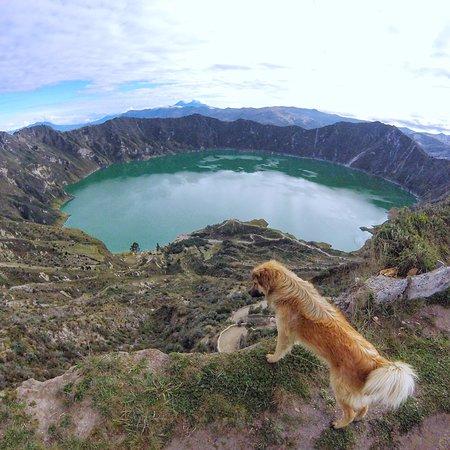 Foto de Quilotoa Crater Lake Lodge