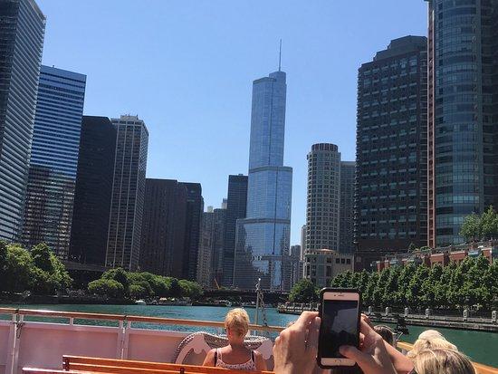 Chicago Architecture River Cruise: Sky-Scrapers