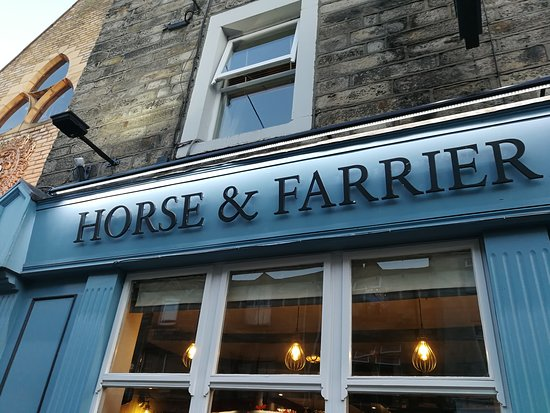 Horse and Farrier