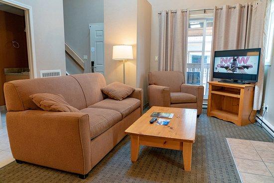 Banff Rocky Mountain Resort : Loft Suite