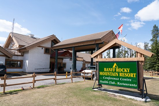 Banff Rocky Mountain Resort: Two Bedroom Wolf Condo