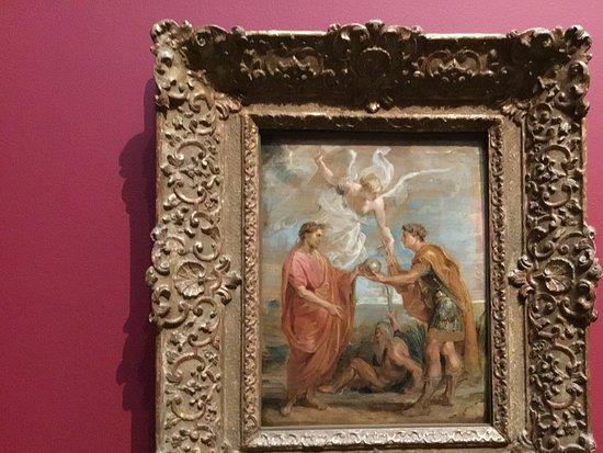 หอศิลป์เอ็นเอสดับบลิว: Rubens also.