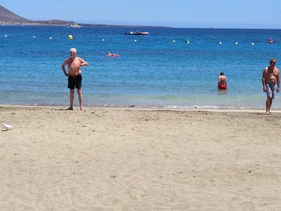 Playa de las Vistas照片