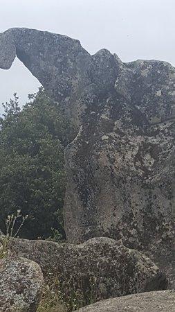 Sollacaro, France: Filitosa
