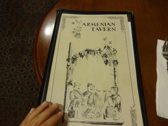 Armenian Tavern: wxdwxd
