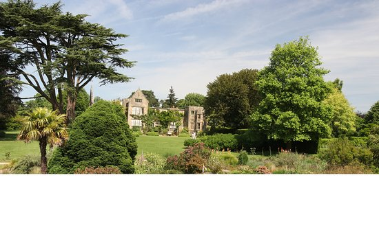 Nymans Gardens and House: The Garden