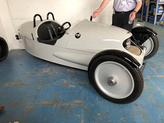 Morgan Motor Company The Future Electric 3 Wheeler Due For Release Soonish