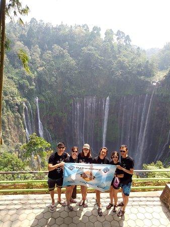 Java Volcano Tour Operator: Wonderful Tumpak Sewu Waterfall