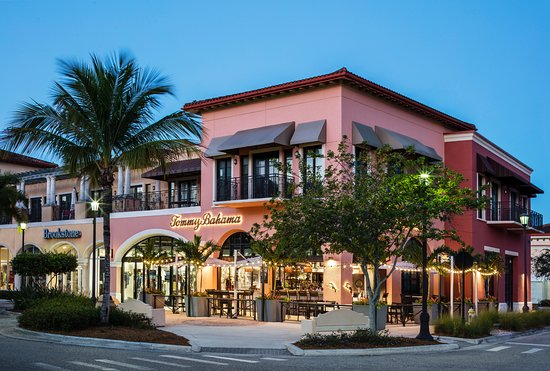 Tommy Bahama Marlin Bar Estero Menu Prices Restaurant
