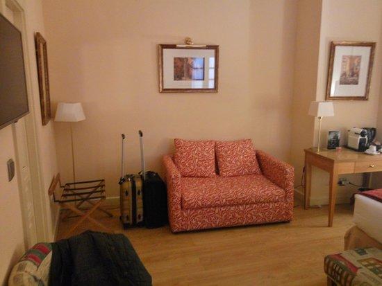 Casa Romana Hotel Boutique: Amplitud de la habitacion