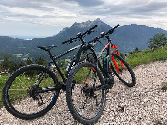 Chritsch: Electric mountain bikes