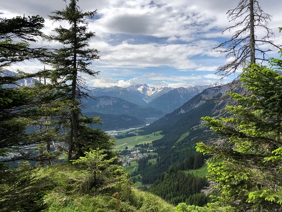 Chritsch: Mountain biking tour