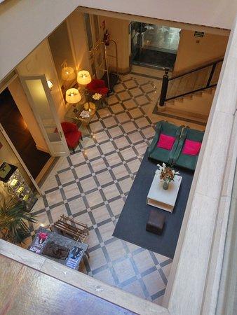 Casa Romana Hotel Boutique: Recepción del hotel.
