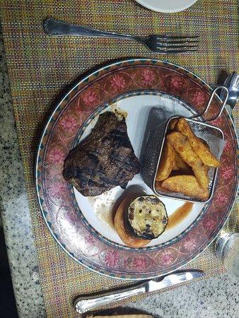 Hotel Riu Palace Macao : Pancho's - Filet of Beef