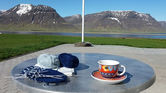 Flateyri, Iceland:   view