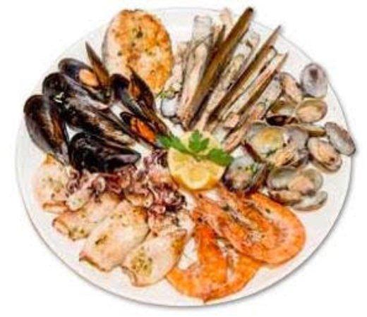 Sabor A Sur: Seafood