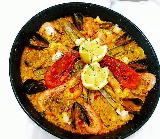 Sabor A Sur: Paella