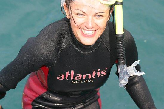 E-Ko Tours: Happy Dolphin Swimmer, tears of joy