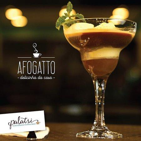 Palatsi Convenience Coffee Shop: AFOGATTO