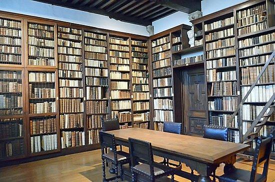 Museum Plantin-Moretus: Bibliothèque précieuse