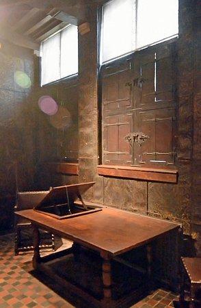 Musée Plantin-Moretus: Chambre des correcteurs