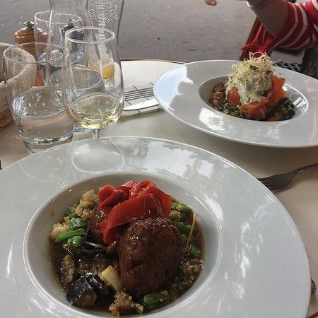 Oh Popotes: Un menu gourmet tout en subtilité le nouveau chef est extra!