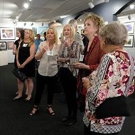Lincoln Gallery: National Fine Art Show 2018