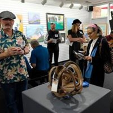 Lincoln Gallery: 2018 National Fine Art Show