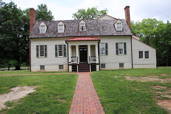 Meadow Farm Museum: Farm House