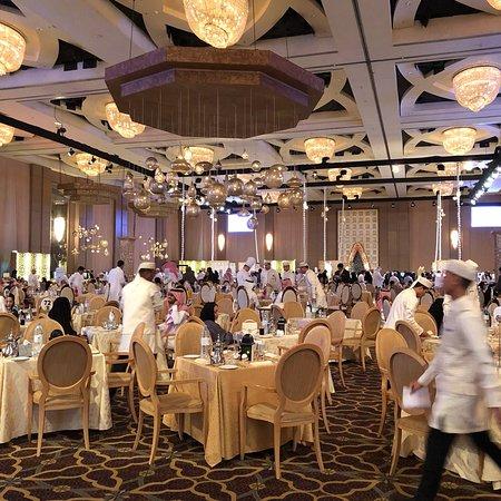Four Seasons Hotel Riyadh at Kingdom Centre: Iftar Tent