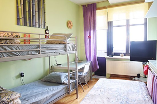 StuPeNy Hostel: Номер для 3 х человек