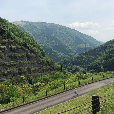 Tanzawa Lake Picture