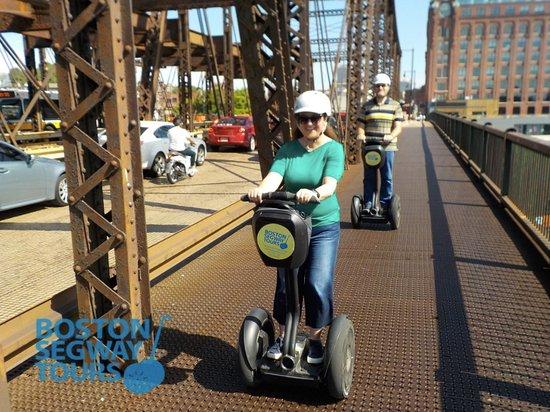 Boston Segway Tours: #Boston - the perfect #city for a #Segway #Tour, & the perfect way to spend time with loved ones