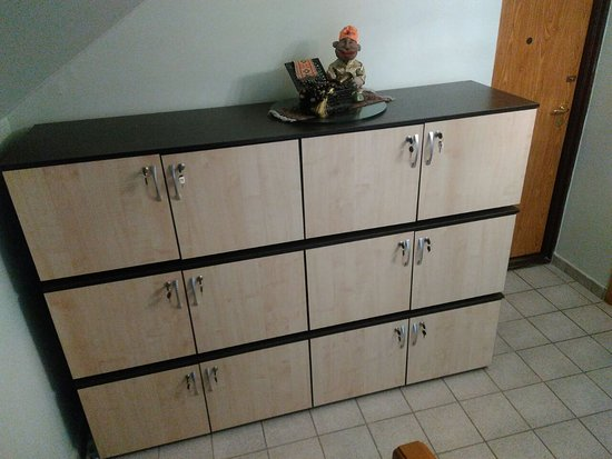 StuPeNy Hostel: Хранение багажа