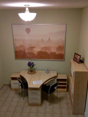 StuPeNy Hostel: Зона отдыха