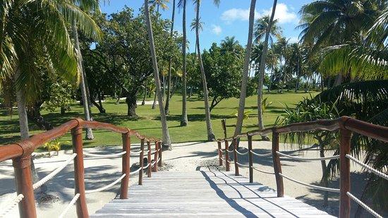 Vahine Island - Private Island Resort & Spa照片