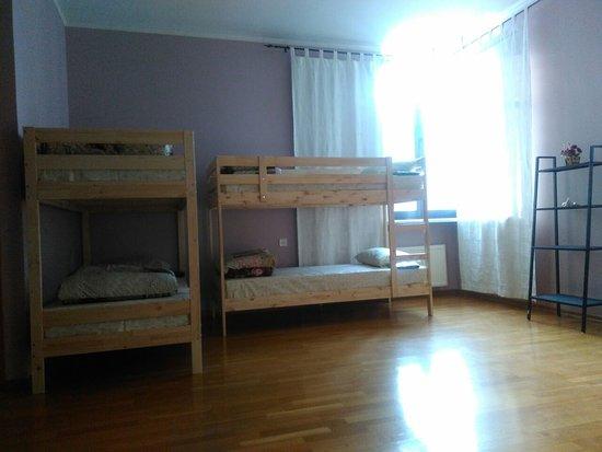 StuPeNy Hostel: Номер на 8 человек