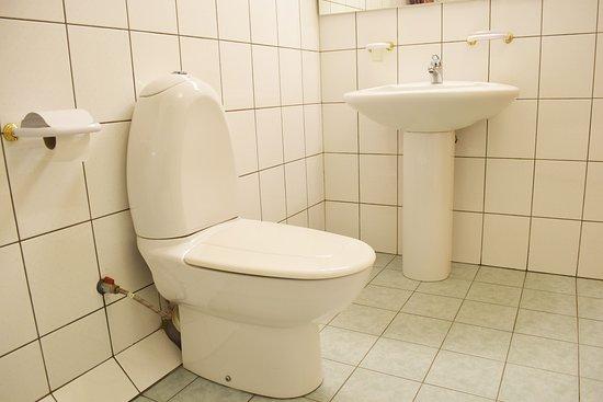 StuPeNy Hostel: Туалетная комната