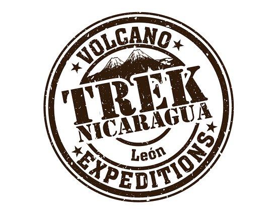 Leon, Nicaragua: Trek Nicaragua Logo