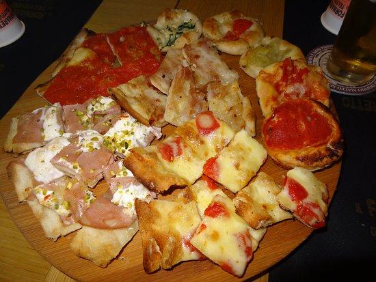 Il Fornaretto Di Trastevere: pizze