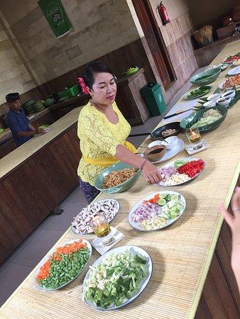 帕昂巴厘烹饪课照片