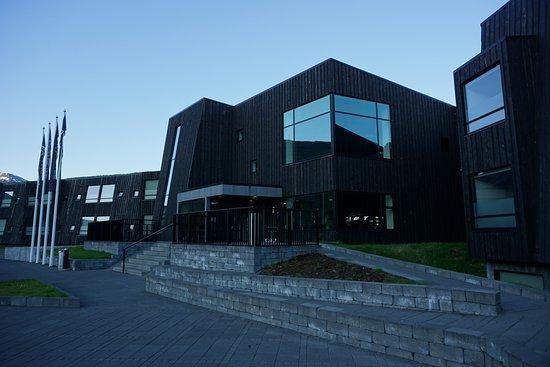 Fosshotel Glacier Lagoon: Entrance